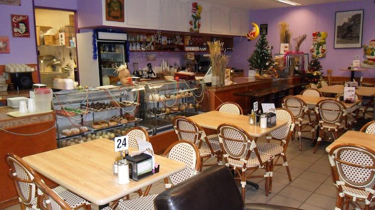 Cafétariat  à vendre