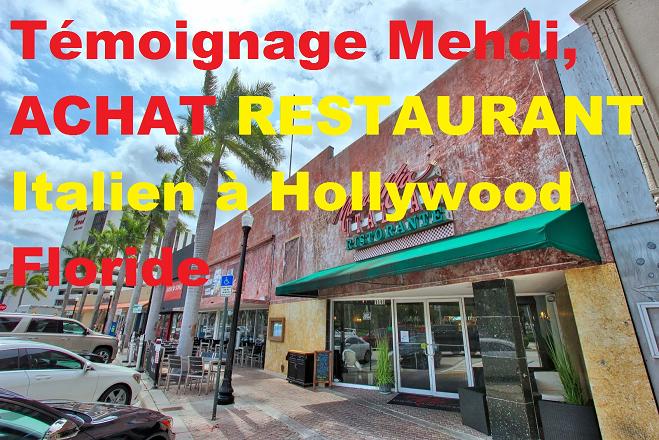 Restaurant Italien Broward Floride